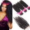 100% Cuticle Deep Curly Malaysian Virgin Remy Human Hair