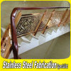 Luxury Stairs/Balcony Aluminum Balustrade