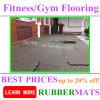 Indoor Fitness Waterproof Rubber Flooring Mats