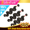 Wholesale Price 7A Grade Malaysian Virgin Body Wave Human Hair