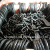13X80mm Q235 Self Color Grade 43 Lashing Chain