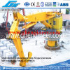 Ghe-Hsbc-5800-S Knuckle Boom Marine Crane for Inland Port