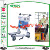 Stainless Steel Airport Luggage Trolley for Passenger