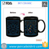 Labyrinth Game Heat Sensitive Color Changing Sublimation Mug