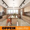 Guangzhou Manufacturer Modern Matte Melamine Wooden Wholesale Kitchen Cabinets (OP15-M10)