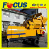 Js500 Concrete Mixer Pump with Mixing and Pumping Function