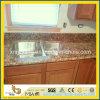 Prefabricated Giallo Fiorito Granite Countertop