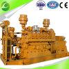 High Efficiency 600kw Natural Gas Turbine Powered Generator Set