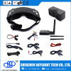 5.8g Wireless 3D Goggle Glasses with Head Tracing Function Includesfpv Camera and Fpv Transmitter