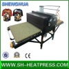 Big Sublimation Hot Presses Transfer Machine Two Stations Heat Press