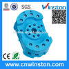 Mini Plastic DIN Rail Mouting Electrical Relay Socket with CE