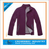 Mens Plain Promotion Warm Softshell Jacket for Winter