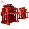 Manual Block and Brick Making Machines Qtj4-40 Paver Machine Manual Solid Hollow Block Making Machine