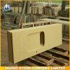 Artificial Stone Botticino Gream Marble Quartz Countertop