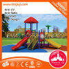 Amusement Park Playgrounds Plastic Outdoor Playground Slide