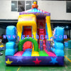 The Princess Carriage Inflatable Bouncer Slides