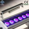 Waterproof RGBW 24X12W 4in1 LED Wall Washer Light