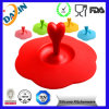 Factory Cute Style Silicone Cup Lid