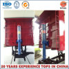 Hyva Type Telescopic Hydraulic Cylinder for Tipper Truck