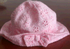 Wholesale Custom Baby Girl Boy Sun Bonnet
