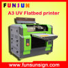 High Quality A4 A3 Size Printer with Dx5 Head for Mobile Case Pen Glass Wooden Mug Printing