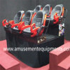 Hot Sale 7D Cinema 6 Luxury Seats Playground Entertainment Equipment
