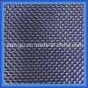 Gem Blue Thread Silver Wire Carbon Fiber Cloth
