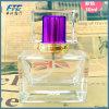 Empty Rectangular Glass Perfume Bottle Sprayer 5 Colors
