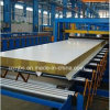 Fireproof Steel Rock Wool Sandwich Panel for Wall