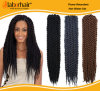 Havana Mambo Twist Crochet Hair Braid 100% Kanekalon Jumbo Braid Synthetic Hair Extension Lbh012