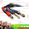 ID Card Lanyard with Metal Clip