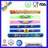 Wholesalesport Rubber Slap Wristband Silicone Slap Band