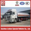 Shacman Aluminum Tanker 32000L, 8X4 Drive