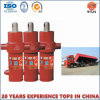 Multi Stage Side-Dumping Hydraulic Cylinder for Dump Truck