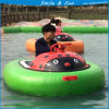 Inflatable Water FRP Bumper Boat Powred by Battery 12V 33ah for 1-2 Kids with FRP Body and PVC Tarpaulin Tube