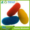 Long Lasting Non-Stick Surfaces Plastic Mesh Scourer, 3-Pack