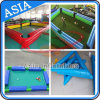 Inflatable Billiard Table, Inflatable Human Foosball, Human Foosball Sacco, Human Inflatable Ball Pool Table Soccer