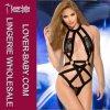 Hot Sale Woman Teddy Sexy Lingerie (L81166)