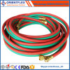 Durable Colorful Twin Welding Rubber Hose