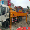 Used Putzmeister Concrete Pump Isuzu Truck with 37meters Max Pumping Height