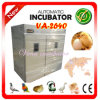 Top Selling Automatic Duck Egg Incubator with Free Spare Parts (VA-2640)