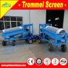 Small Scale Ilmenite Mining Equipment Small Ilmenite Washing Machine Mini Trommel Screen for Sale