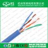 Blue Category 5e U/UTP 24 AWG 4 Pair Unshielded Cable