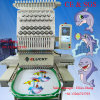 Commercial Single Head Flat Embroidery Machine for Logo/ Uniform/Cap Sewing and Embroidery