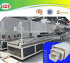 Plastic PVC Cable Trunkings Profiles Production Line/Extrusion Line