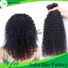Direct Factory Wholesale Kinky Curl Virgin Human Hair Extension