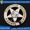 OEM Size with Custom Logo Police Badges