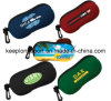 Fashionable Small Neoprene Pouch for Glasses and Camera