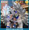 2016 Most Popular Advertising Inflatable Costume, Inflatable Wing Costume for Stage Decoration