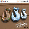 Forged Galvanized Clevis Grab Hooks
